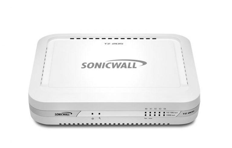 Sonicwall SOHO Firewall proteção para sua rede