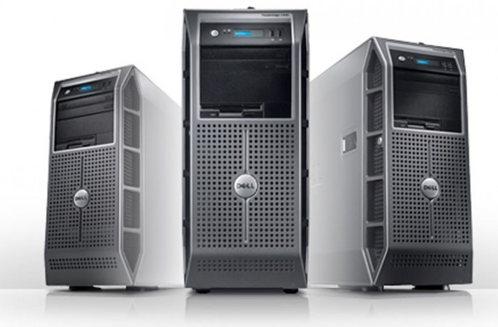 Servidores Dell PowerEdge T110 T320 T430 R220 R420 R430