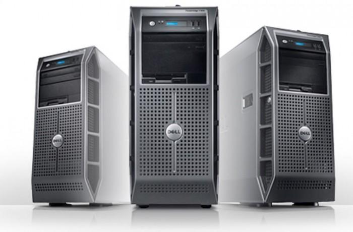 Servidores Dell PowerEdge T110 T320 T430 R220 R420 R430